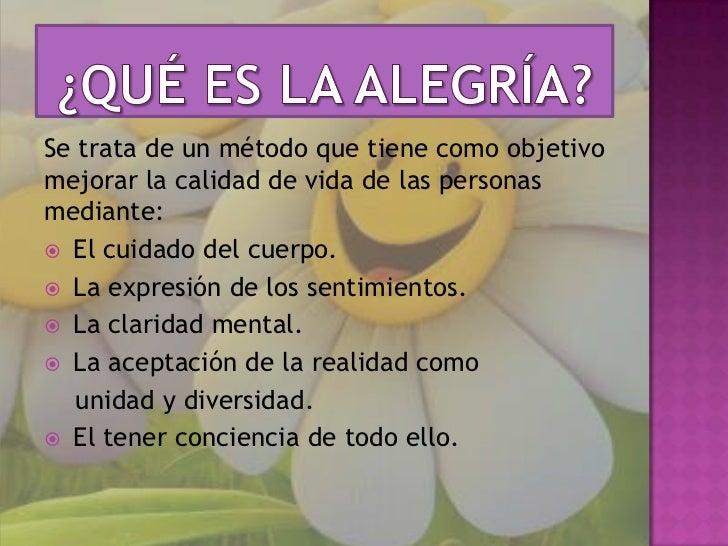 La Alegria