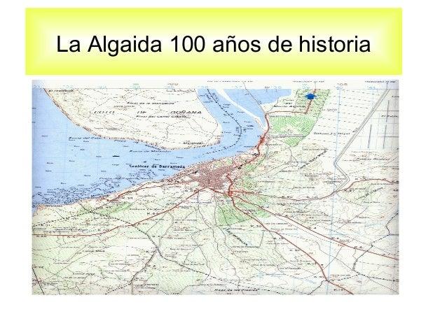 La Algaida 100 años de historia