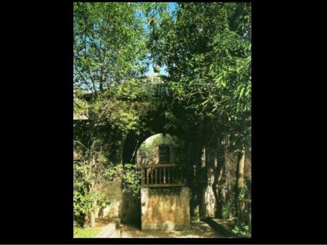 """""""El jardín árabe manifiesta el anhelo por el Paraíso islámico. La vidadel musulmán está ligada a la idea que tiene del par..."""