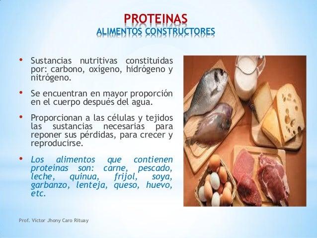 La alimentacion y nutrientes 2014 - Alimentos vegetales ricos en proteinas ...