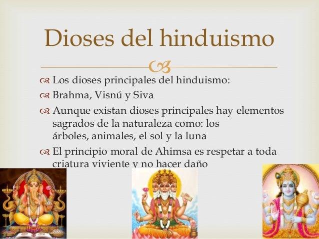 La antigua india - Principios del hinduismo ...