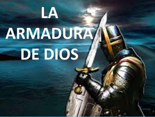 La Armadura De Dios