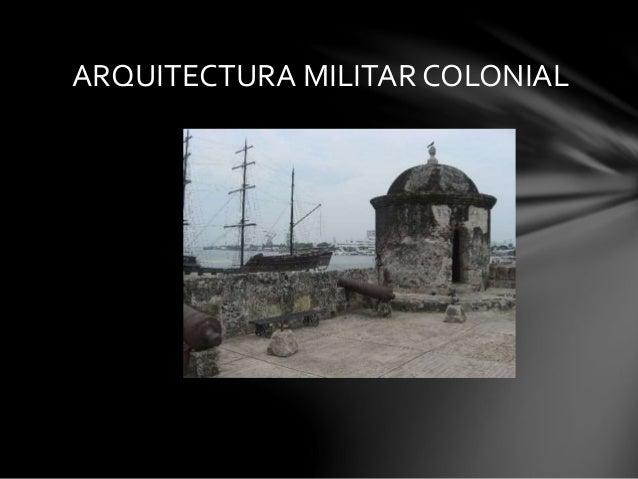 La arquitectura en panam for Arquitectura militar