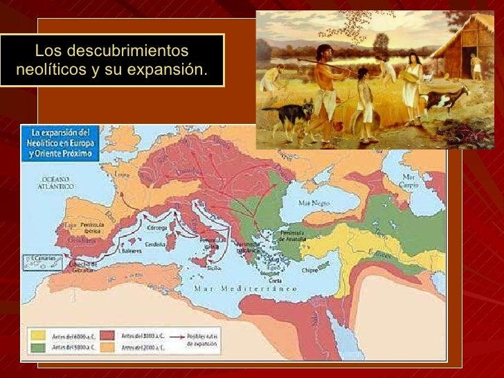 La arquitectura neolítica y de la edad de los Metales. Slide 3