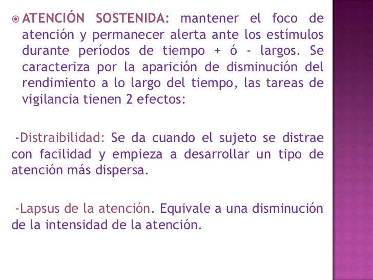  EXTRÍNSECOS:    Características  de los estímulos que tienden a  captar nuestra atención: El tamaño, La posición, El co...