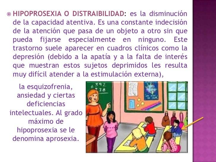  TRASTORNO      POR DÉFICIT DE ATENCIÓN: afección neuro-psiquiátrica común en población infantil que se caracteriza por l...