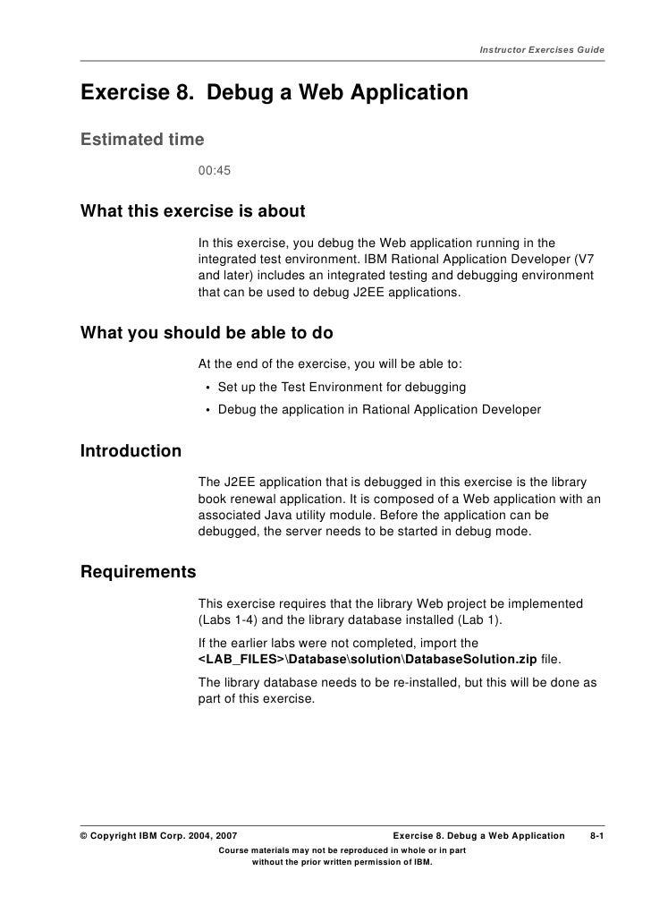 V4.1                                                                                                    Instructor Exercis...
