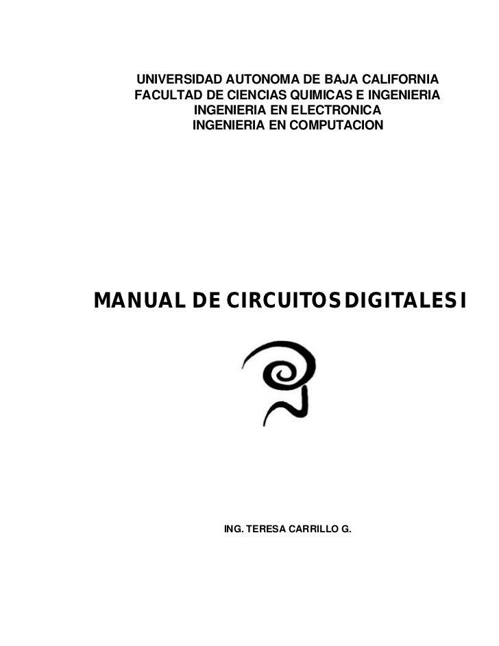 UNIVERSIDAD AUTONOMA DE BAJA CALIFORNIA   FACULTAD DE CIENCIAS QUIMICAS E INGENIERIA           INGENIERIA EN ELECTRONICA  ...