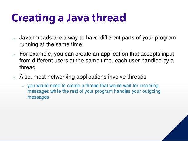 Java Thread Synchronization Slide 3