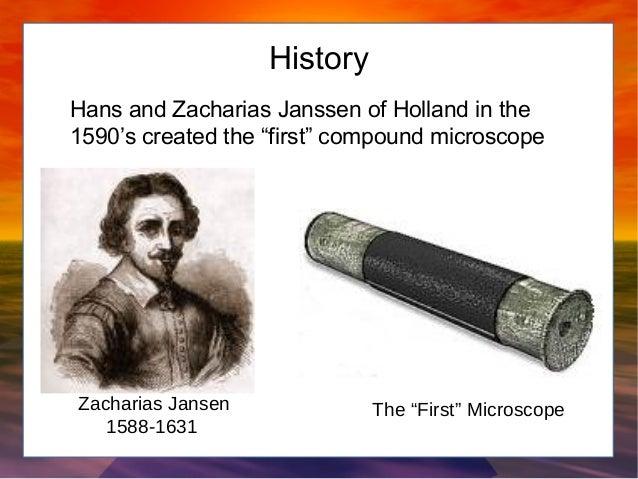 A brief history of telescopes