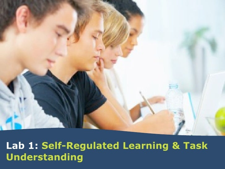 Lab 1:   Self-Regulated Learning & Task Understanding
