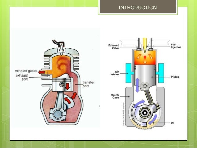 2 stroke cycle gasoline engine rh slideshare net