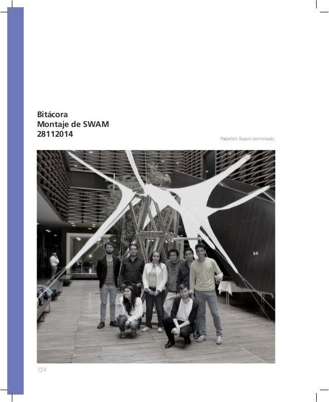 SWAM Secuencia gráfica Evolución de diseño LABORATORIO DOS CATÁLOGO 2014