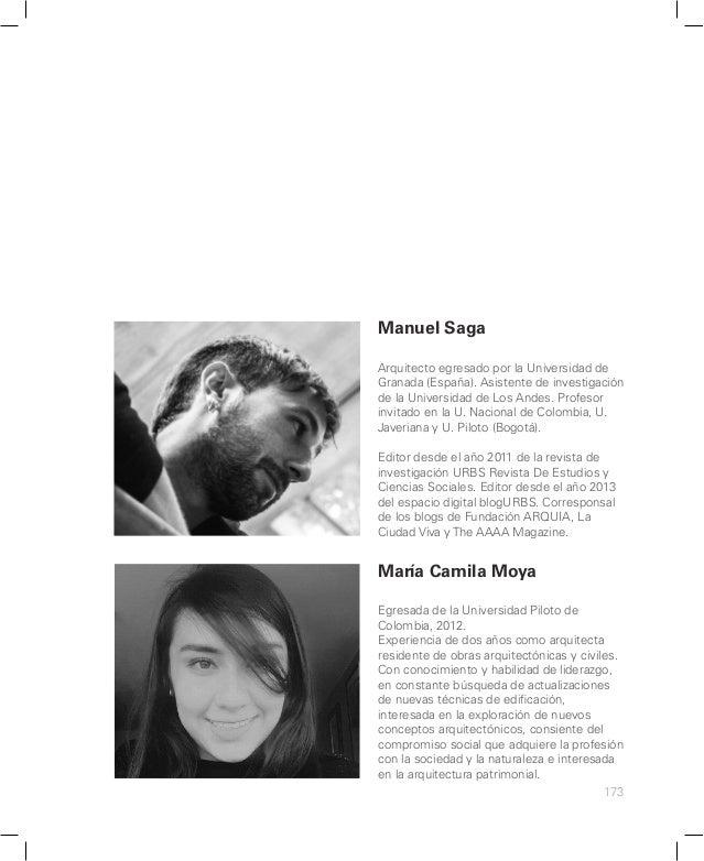 Coordinación: Carolina Margarita Rodríguez Bernal Diseño editorial: Manuel Saga