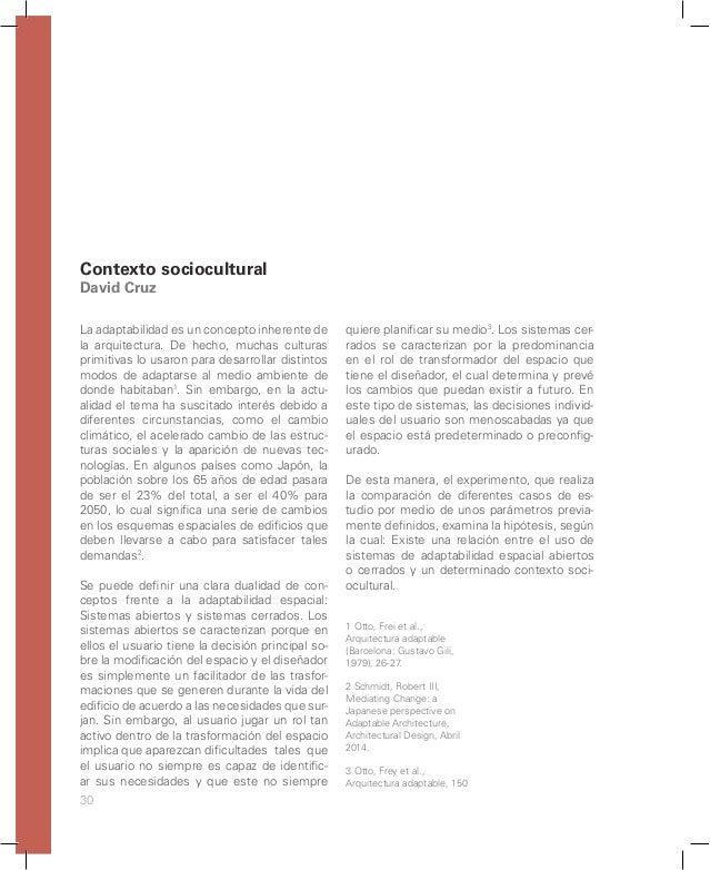 36 Basándonos en la investigación, se puede diseñar un modelo que posea los principios de adaptabilidad: Temporal, efímero...