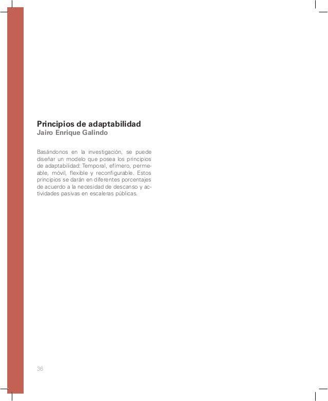 42 Todo prototipo debe tener en cuenta los seis principios básicos de la adaptabilidad (flexib- ilidad, reconfiguración, t...