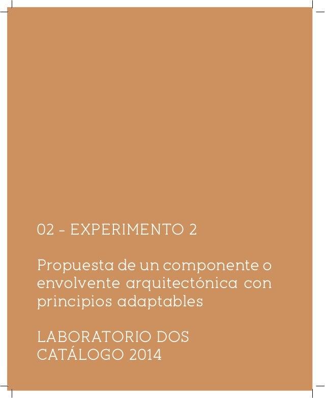 68 Las personas se motivan a interactuar con la piel de un objeto arquitectónico, en base a una forma significativa propue...