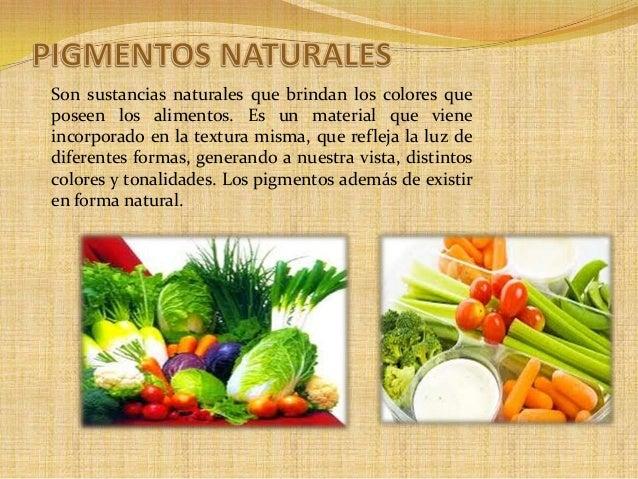 Lab 2 pigmentos vegetales - Que alimentos son antioxidantes naturales ...