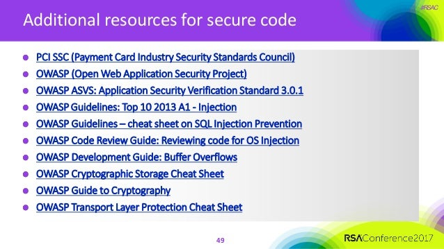 open web application security project guide