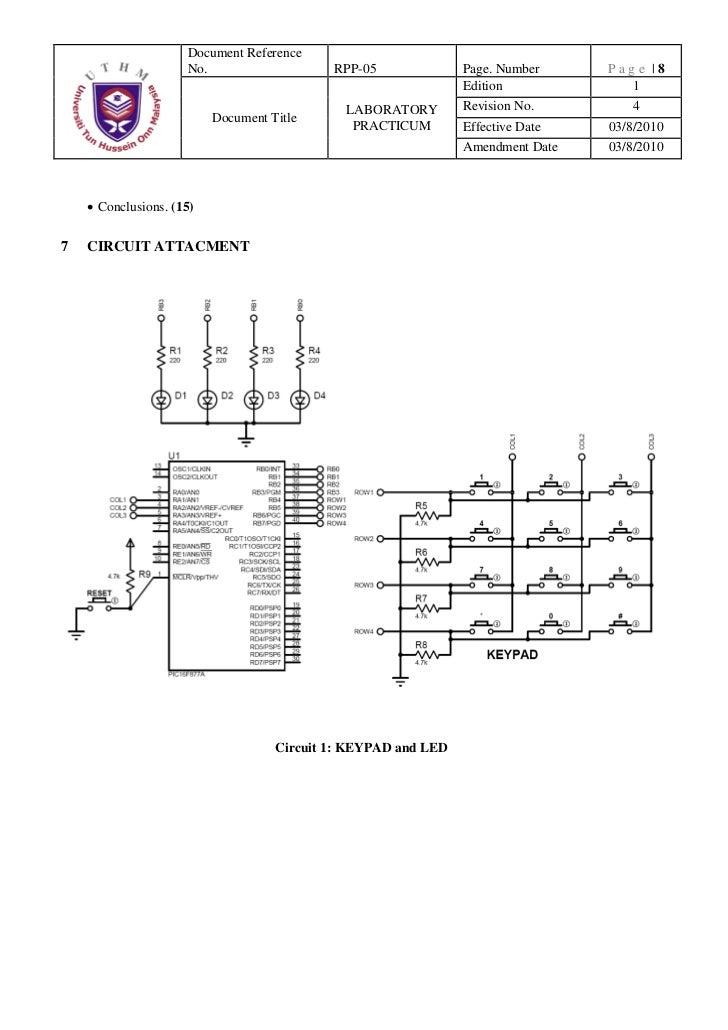 lab 4 microcontroller