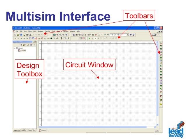 Multisim Download (Free trial)