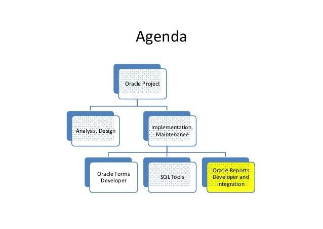 Database reports generation(database) Slide 2