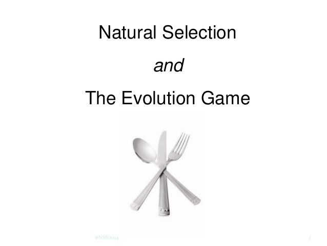 Lab 8 natural selection fall 2014