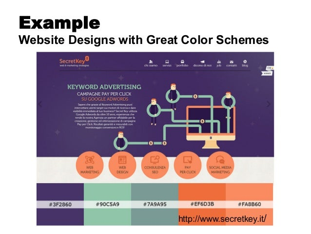 Example Website Designs With Great Color Schemes Secretkeyit 13