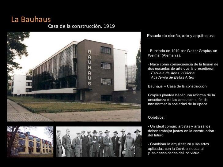 La Bauhaus Slide 2