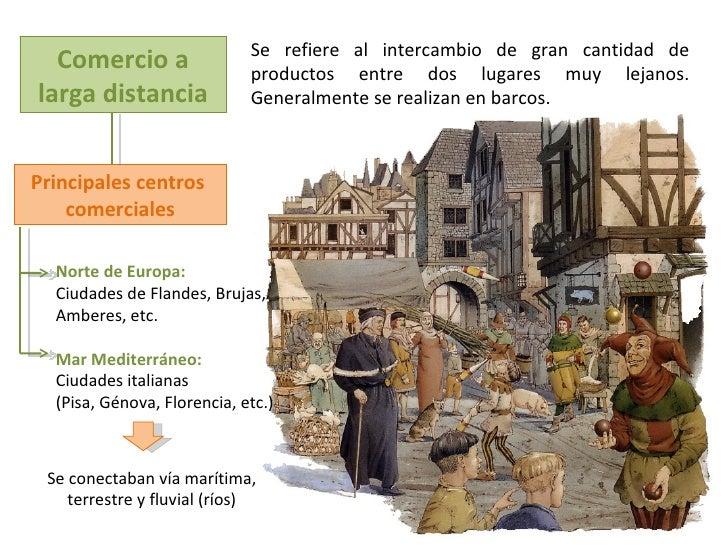Las ciudades italianas -como Florencia, Pisa, Génovay Milán- establecían contacto comercial consectores del lejano oriente...