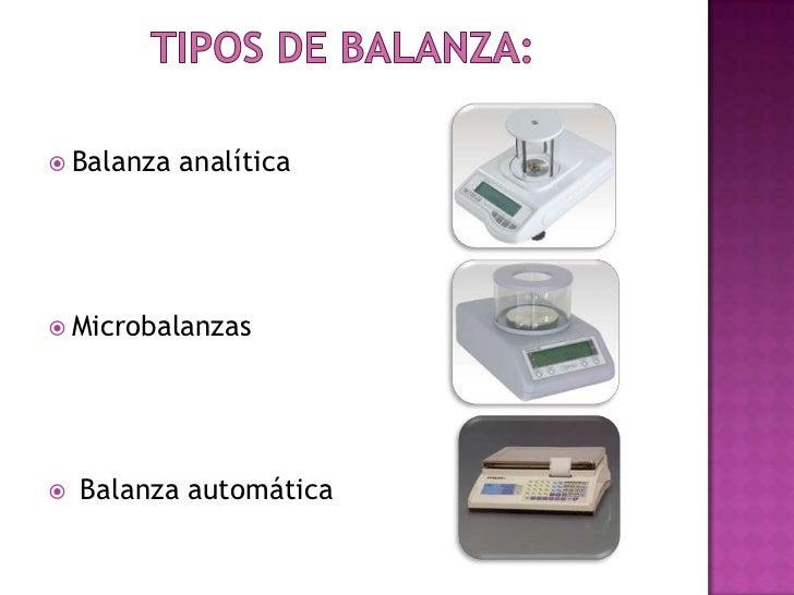  Balanza   analítica Microbalanzas   Balanza automática