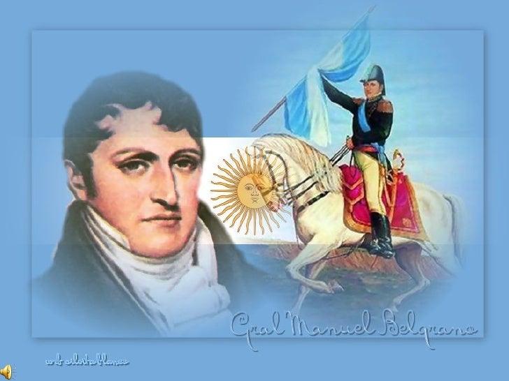 Manuel Belgrano Su Vida Y La Creación De La Bandera