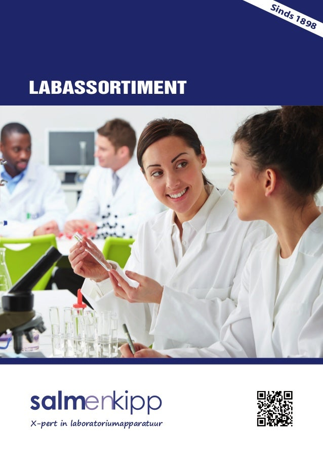 LABASSORTIMENT X-pert in laboratoriumapparatuur Sinds 1898