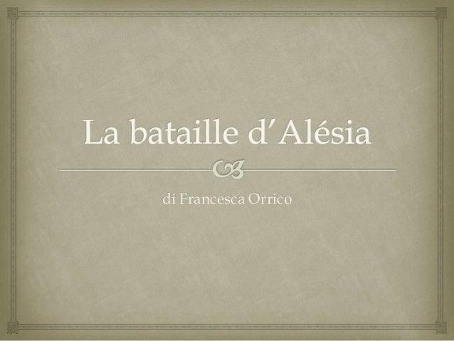 di Francesca Orrico