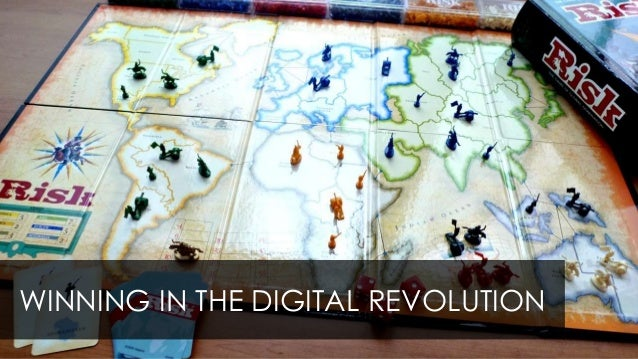 La bataille du digital WINNING IN THE DIGITAL REVOLUTION