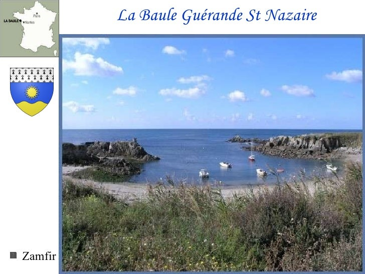 La Baule Guérande St Nazaire Zamfir