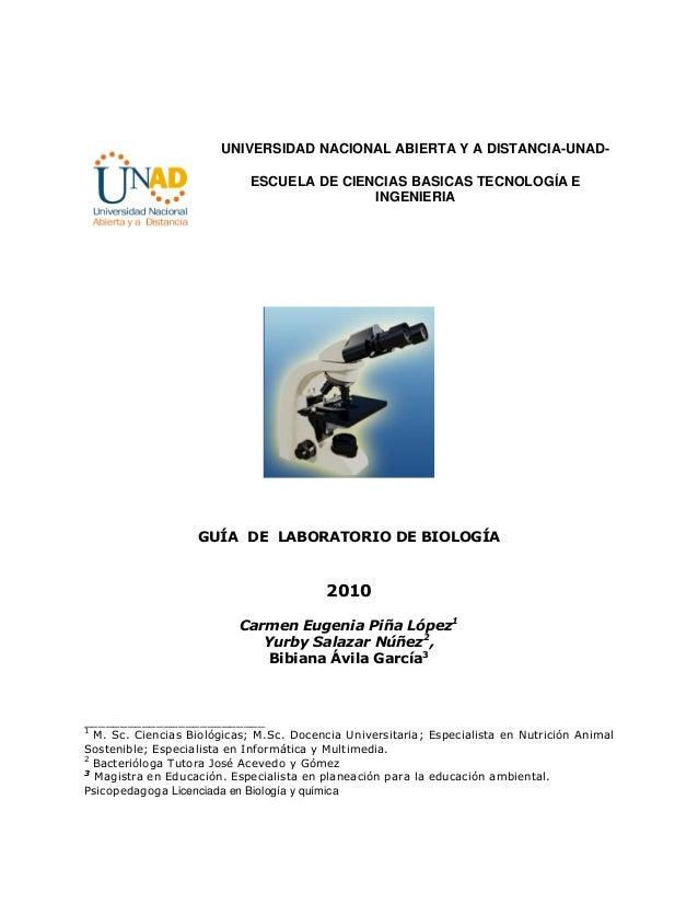 UNIVERSIDAD NACIONAL ABIERTA Y A DISTANCIA-UNAD-                            ESCUELA DE CIENCIAS BASICAS TECNOLOGÍA E      ...