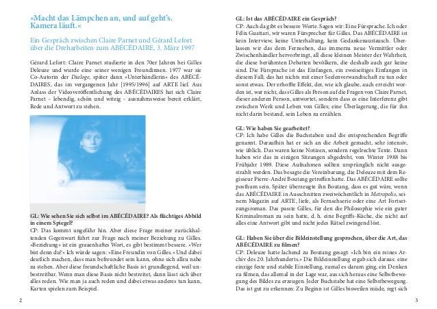 L'abécédaire de Gilles Deleuze Slide 2