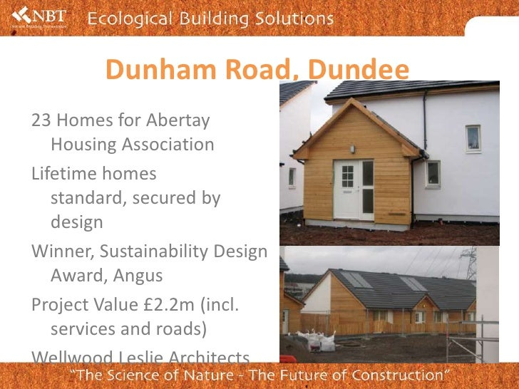 Code for Sustainable Homes case studies - LABC