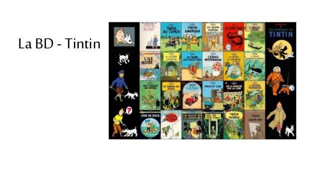 La BD - Tintin
