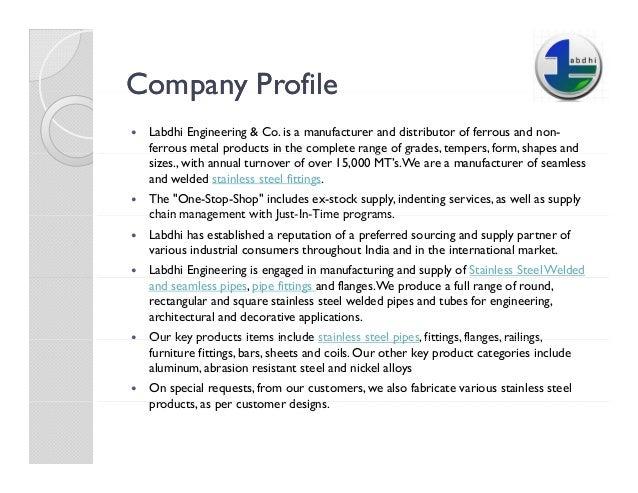 Labdhi Engineering Amp Co Iso 9001 2008 Certified