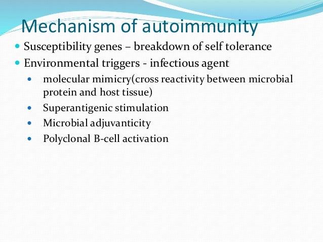 Lab diagnosis autoimmune disease