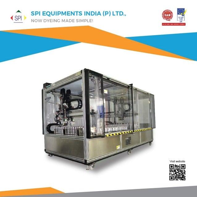 SPI Equipments India (P) Ltd, Coimbatore, Textile Machines