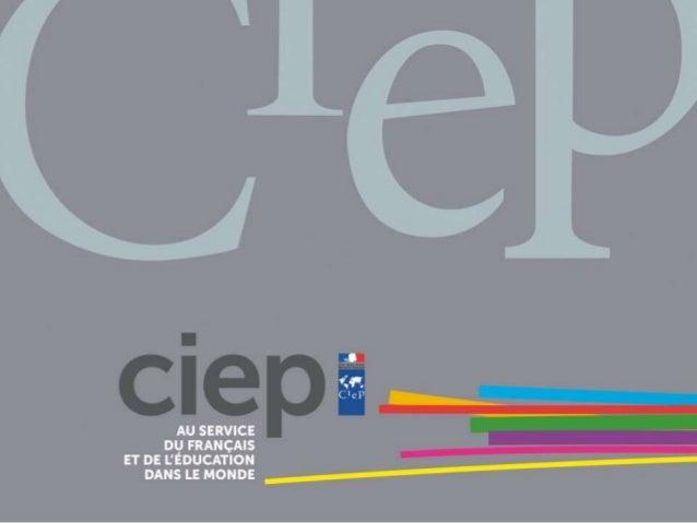 Séminaire  Label Francéducation  Intégrer les TICE dans les projets  interdisciplinaires  Vendredi 5 décembre, Sèvres  Dav...