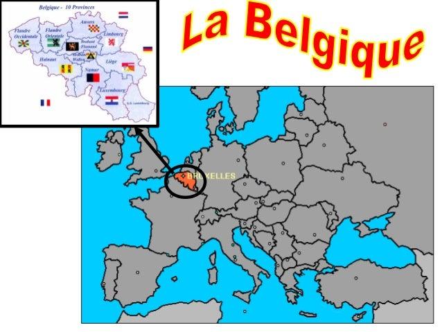 La Belgique                                                                  La Belgique est un pays                     ...