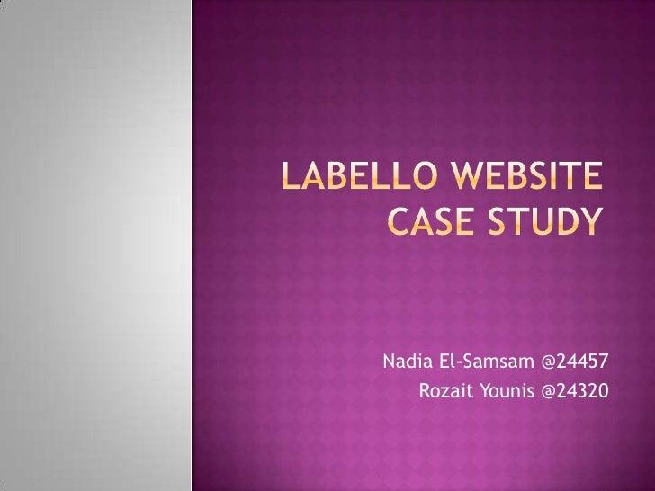 case study carmex immba 20153910