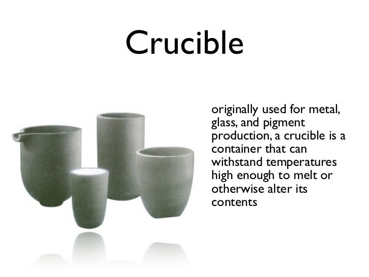 Crucible with Lid Porcelain High Tall Form 100 ml - 3769-6 ...