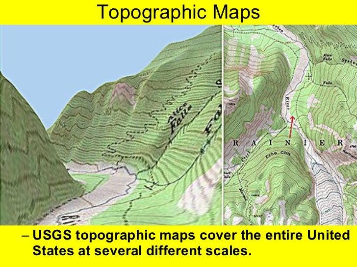 Lab Five Us Geological Survey Topographic Maps Us Public - Us survey maps