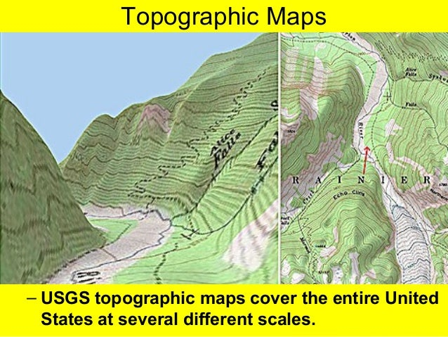 Lab Five Us Geological Survey Topographic Maps Us Public - Us geological topographic maps
