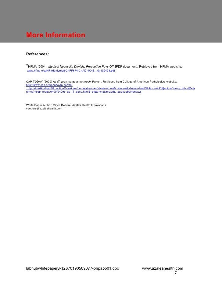 College of American Pathologists.pdf